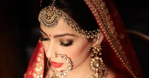 Real Bride Makeup Inspiration That Is Just. Too. STUNNING!