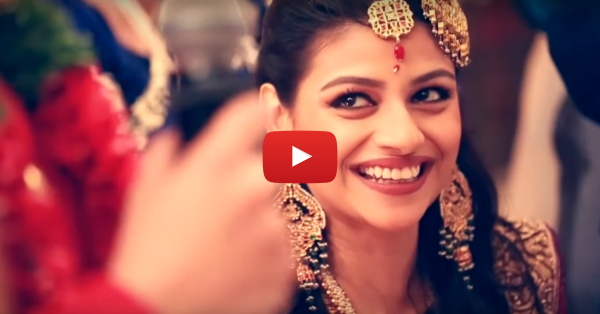 A Punjabi Bride, A Parsi Groom… And The Cutest Proposal Ever!
