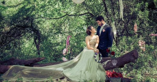 The Most Romantic Pre Wedding Pictures… You Just Can't Miss!