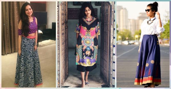 Mix Your Desi & Western Wear Like A Pro - We Show You How!