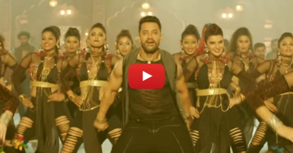 Forget Badshah, Aamir Khan Turns Rapper & It's Just AWESOME!