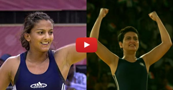 Forget Dangal, Geeta Phogat's REAL *Gold* Fight Is Just AWESOME