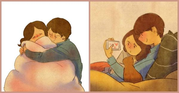 10 Adorable Relationship Goals For EVERY Couple... Illustrated!