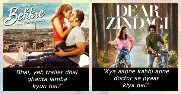 27 Bollywood Movies Of 2016... Summed Up In Just ONE Line!