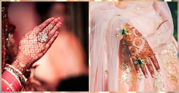 10 Super Pretty Mehendi Designs For The Not-So-Traditional Bride