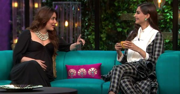 10 Times Kareena & Sonam Were TOO Funny On 'Koffee With Karan'!