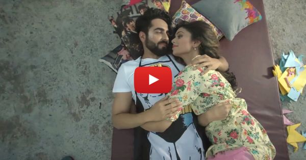 Ayushmann's New Song Tells The Most *Beautiful* Love Story...