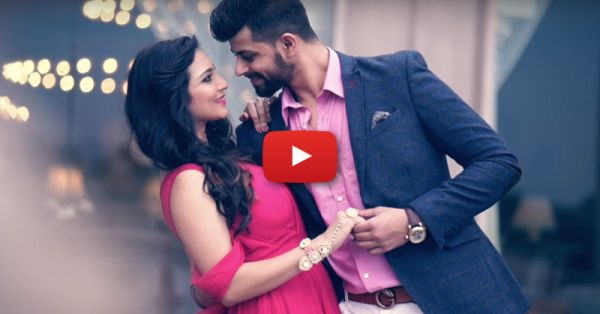 This Wedding Video Set To 'Closer' Is The *Sweetest* Thing!