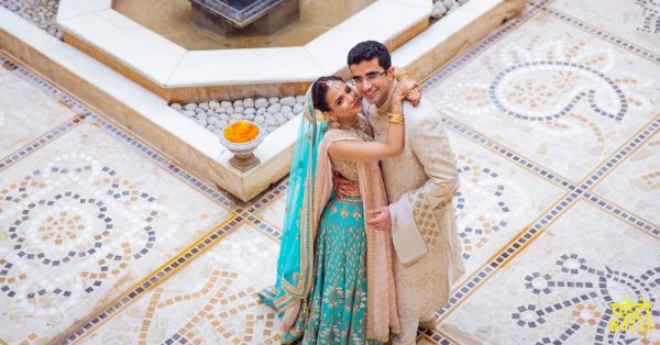 10 Couples Who Coordinated Their Shaadi Outfits And Looked FAB!