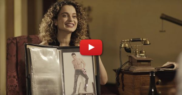 Bored Of Being Single? Kangana's Solution Is Just *Hilarious*!