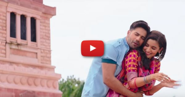 This New Song From 'Badrinath Ki Dulhania' Is Just SO Adorable!