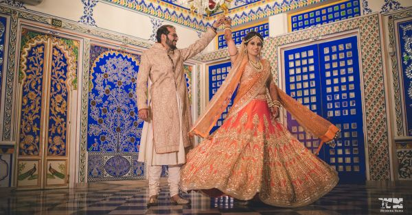 10 FAB Lehenga Colours For Your Day Shaadi - Not Peach & Pink!