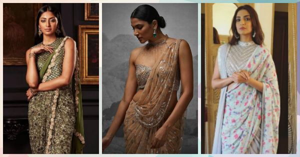 10 *Different* Ways To Drape Your Saree (Try Them Now!!)