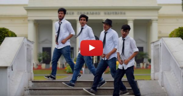 This Indian 'Shape Of You' Video Will Make You LOVE These Guys!