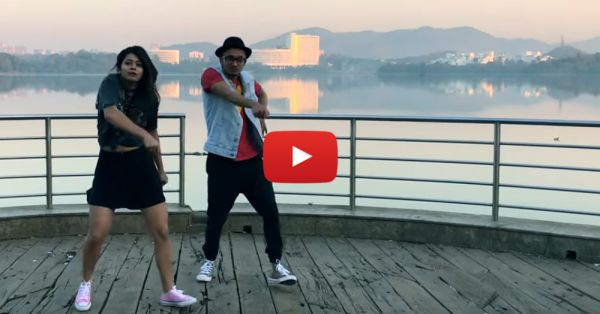 This Girl & Guy's 'Shape Of You' Dance Is Too AWESOME To Miss!!
