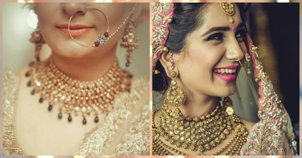 10 Beautiful Lip Colours On Real Brides We LOVED! (No, Not Red!)