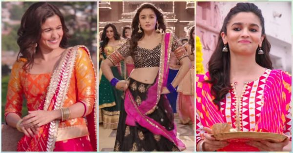 10 Badrinath Ki Dulhania Inspired Outfits For The Shaadi Guest!