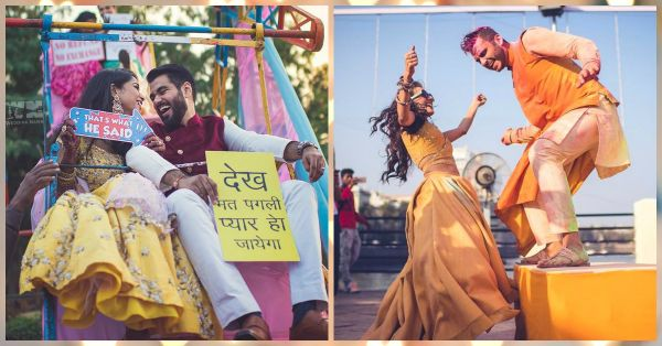 Dear Fiance, Let's Click Pictures Like *These* At Our Shaadi!