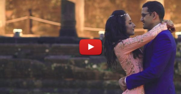 'Don't Let Go'… This Wedding Video Is For EVERY Bride-To-Be!