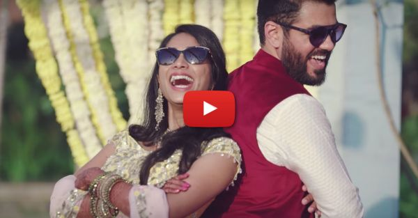 'I Want Her By My Side ALWAYS': This Wedding Video Is Beautiful!