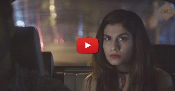 When A Girl Travels Alone In A Cab… This Is SO True & Funny!