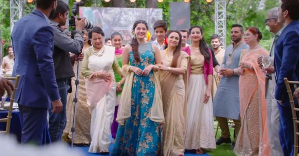 15 *Dreamy* Gowns For Your Engagement (All Under Rs 20,000!)