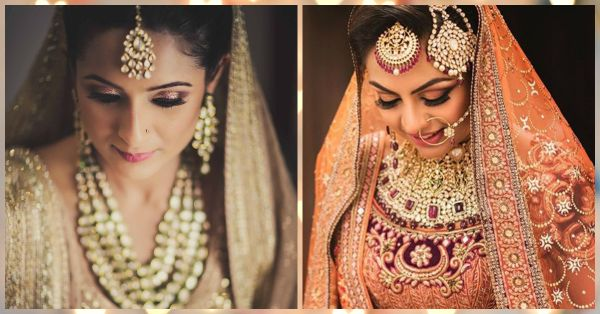 Extravagant bridal eye makeup looks to add to the charm of your wedding day!