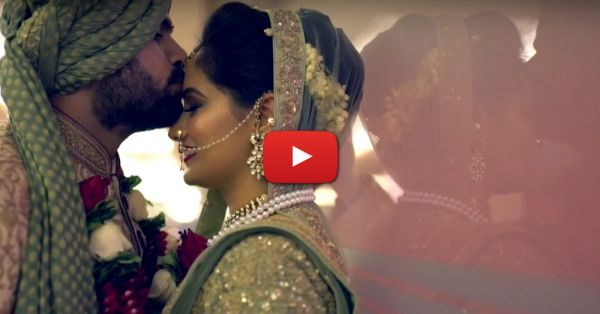 This Wedding Video Is Set To Our Fav Songs & It's SO Beautiful!