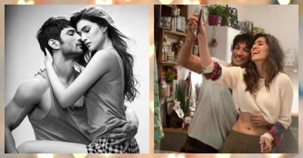 Dear Boyfriend, Let's Take Pics Like Sushant & Kriti! *Wink*