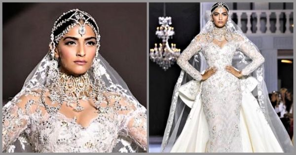 You Won't Be Able To Take Your Eyes Off Sonam's Stunning Outfit!