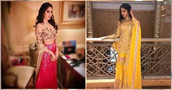 11 Looks From Jhanvi & Khushi Kapoor That Are #ShaadiGoals!