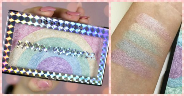 You Need To See This Dreamy Rainbow Highlighter - It's The Bomb!