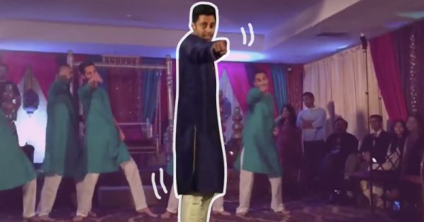 If My Groom Doesn't Dance Like This, I'm Not Getting Married!