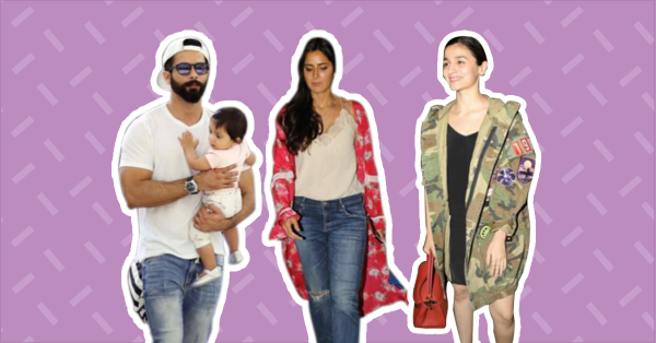 #IIFA2017: You Just Can't Miss These B-Town Celeb Airport Looks!