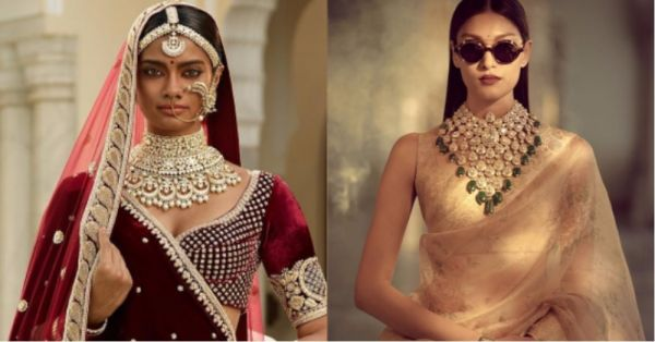 Sabya's First Jewellery Collection Will Leave You *Spellbound*