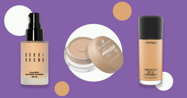 These Are The BEST Foundations Ever, According to Our Editors!
