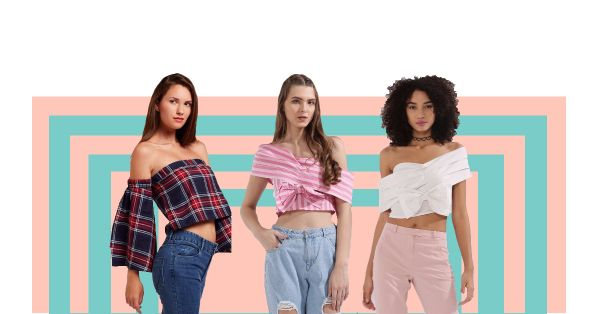9 Types Of Off Shoulder Tops - Which One's Your Fav?