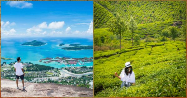 10 #InstaWorthy Destinations For Your First Wedding Anniversary!