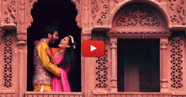 The Happiest Bride & Groom EVER: This Wedding Video Is Beautiful