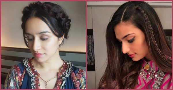 Your Date Will Love These Insta-Worthy Braided Hairstyles!
