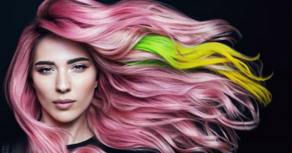 We Can't Keep Calm Because Colour Changing Hair Is A Reality Now!