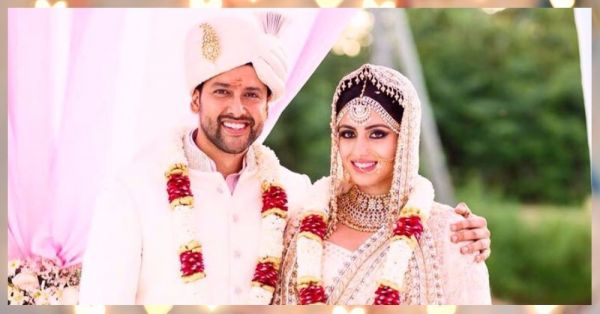 Aftab Shivdasani & Nin Dusanj Got Married In Sri Lanka... For The Second Time!
