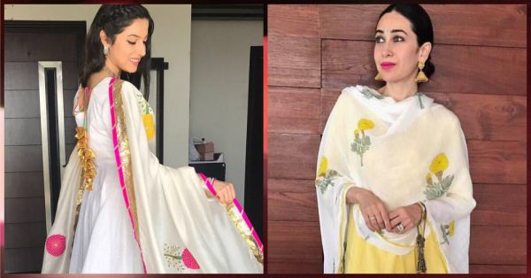 These Celeb Outfits Are *Perfect* For A Colourful Haldi Function!