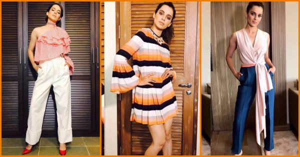 7 Times Kangana Ranaut Broke A Fashion Rule & We Loved It!