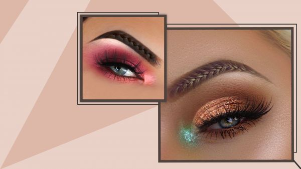 #TrendAlert: How To Try Instagram's New Fave Trend Without Actually Braiding Your Brows!