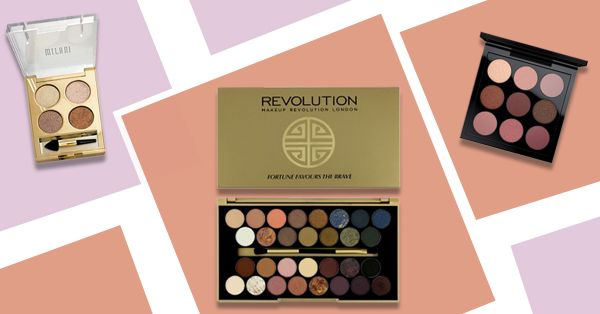 Glitter Eyeshadow Palettes That Are Perfect For The Festive Season!