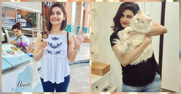 7 Times Prachi Desai Proved That She's JUST. Like. Us!