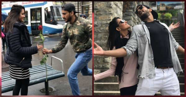 This Couple's Swiss Holiday Will Remind You Of Raj & Simran!!