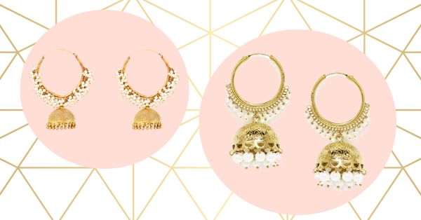 3 Jhumkas In 3 Budgets For A Diwali As LIT As Your Outfit!