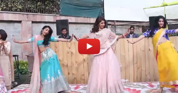 Rock Your Bestie's Sangeet With A 'Ghani Bawri' Dance Like This!